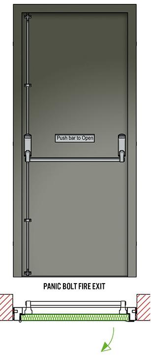 steel-door-panic-bolt-fire-exit